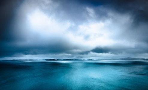 Moody Taranaki Sea/Skyscape Art Workshop
